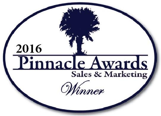 2016 pinnacle winner logo