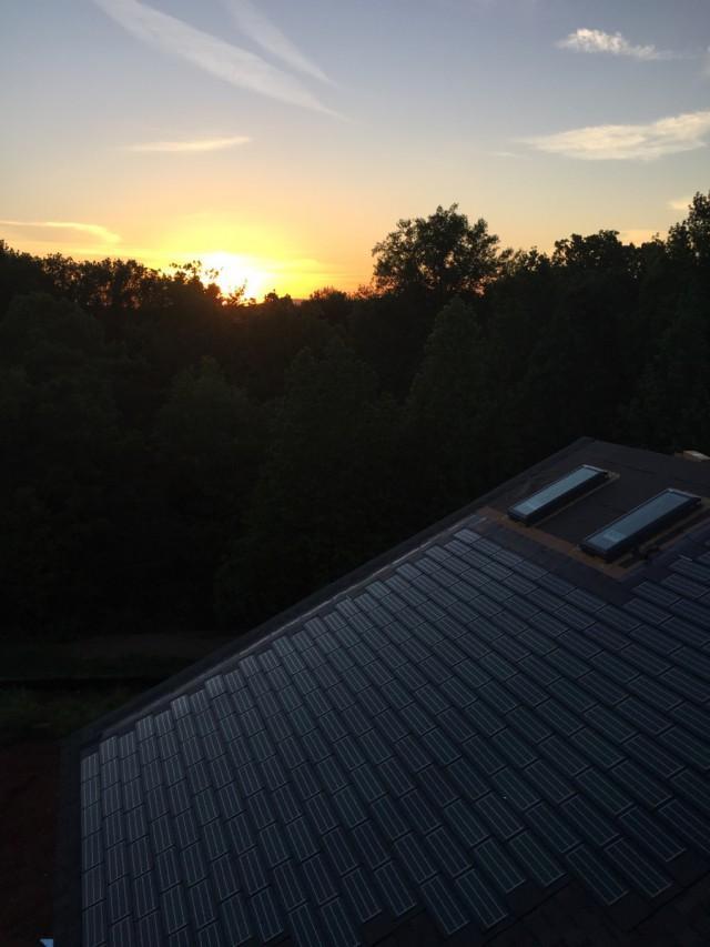 addison homes solar shingles home