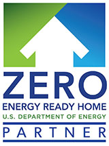 zero energy home partner logo