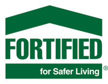 Fortified For Safer Living Logo