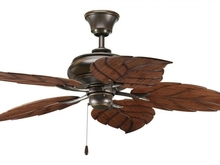 Ceiling Fan against white background
