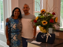 Congratulations to the Patel Family on their fantastic new home!